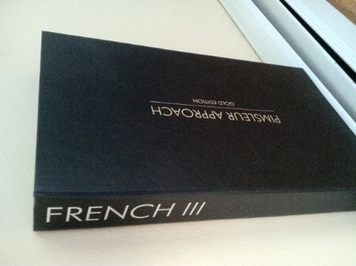 Pimsleur Approach Gold Edition French III