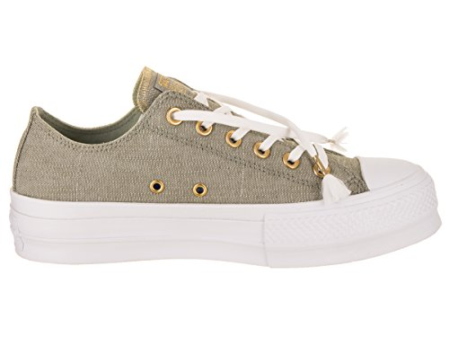 Converse Femme Dark Blossom Baskets Ctas Stucco Rose black driftwood Ox white Cherry white Lift 8q8vwT