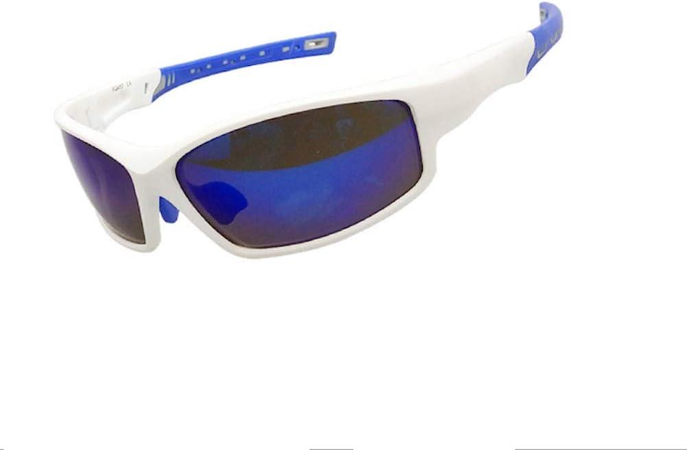 Kona Tri Sunglasses with Case - No-Slip for Cycling, Biking, Triathlon, Running