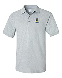 Seabees CAN DO Custom Personalized Embroidery Embroidered Golf Polo Shirt