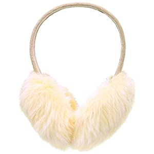 Simplicity Men / Women Winter Outdoor Snowboarding Plush Earmuffs