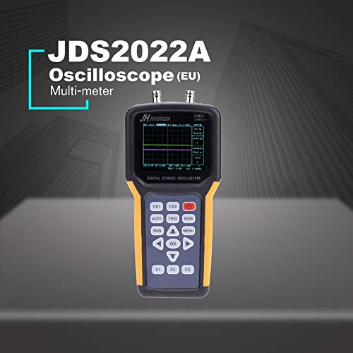 Digital Oscilloscope, TA8163 One Type Digital Anemometer Integrated Wind Speed Digital Anemometer Air Volume Meter for Wind Measurement