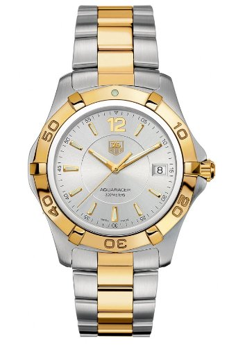 TAG Heuer WAF1120.BB0807 - Reloj de pulsera hombre, acero inoxidable, color multicolor: Amazon.es: Relojes