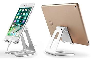 Escritorio Stand Apoyo Smartphone, Tablet, Soporte Dock teléfono ...
