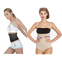 Postpartum Waist Tummy Belly Slimming Body Shapewear and belly Band, MADE IN USA