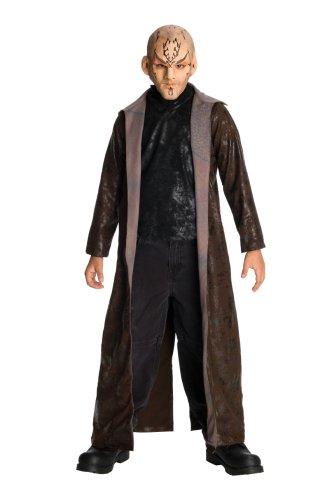 Star Trek Movie Child's Deluxe Nero Costume, Small -