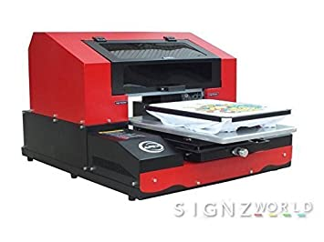 31e15808b MT-FPD3 Digital Flatbed DTG Direct to Garment Textile Printer A3 T ...