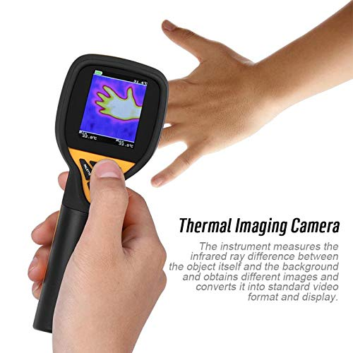 Temperature Instruments - 175 Infrared Thermal Imaging Camera 20300 Degree Celsiu Resolution Thermometer - Caloric Photographic Thermic Television - 1PCs