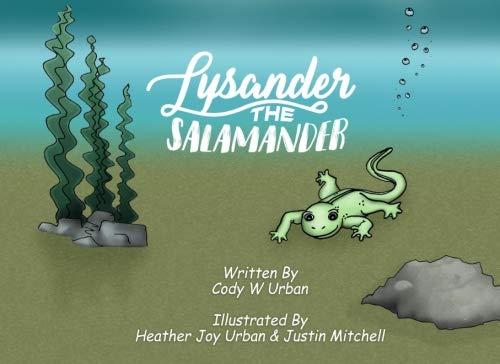 Lysander the Salamander