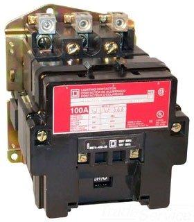 SCHNEIDER ELECTRIC 8903SPO3V03 Lighting Contactor 600-Vac 60-Amp Nema Electrical Box