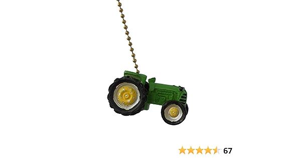 Fan Pulls 2 Minnieapolis Moline Farm Tractors Ceiling Light