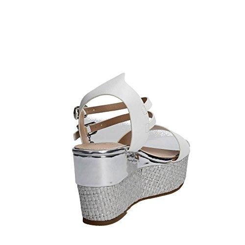 Braccialini 9325L-16 Sandal Women White 9qPPPyIYN