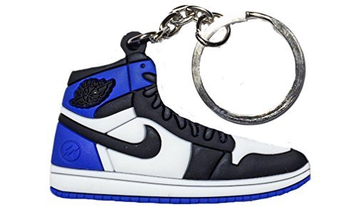 Jordan Sneakers (Nike Jordan 1 Royal Blue Black White