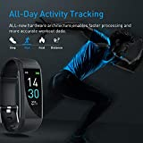 Fitness Tracker HR, Activity Tracker Watch with