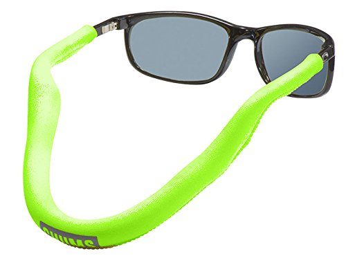 Chums Floating Neo Eyewear Retainer Neon Green by Chums