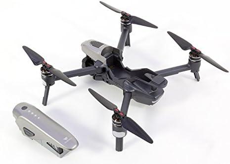 Walkera 15001000Vitus Portable QuadroCopter–FPV-Drone RTF avec 4K UHD Appareil Photo, détection des Obstacles, GPS, Active Track, Devo Télécommande F8S, Batterie et Chargeur