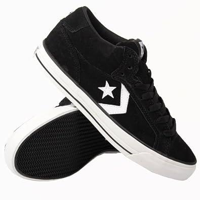 b123d26ea259 Converse Rune Pro II Mid Sue black white 42  Amazon.co.uk  Shoes   Bags