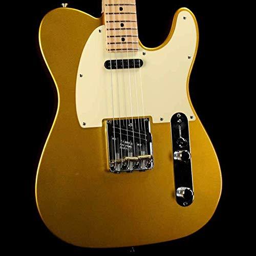 Fender Custom Shop Danny Gatton Telecaster Electric Guitar Frost Gold Maple Fretboard
