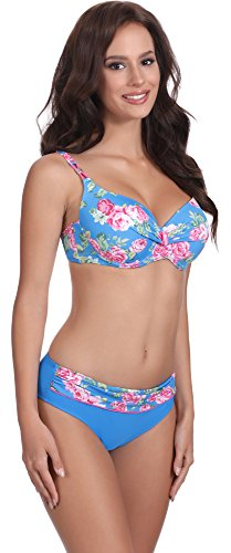 Feba Modellante Up 414 Push Corpo Donna Bikini Set Modello V2sn1 Per aHwqB6x