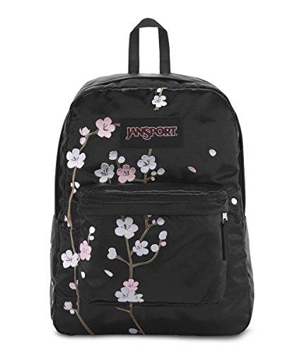 Jansport Unisex Super Fx Back Pack, Satin Sideline, One Size (Backpack Satin)