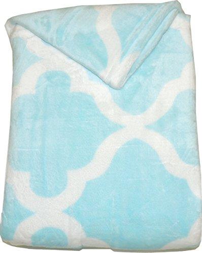 Mezzati Velvet Plush Throw Blanket - Amazingly Comfy, Soft a