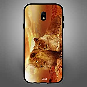 Samsung Galaxy J7 2017 King Queen of Jungle