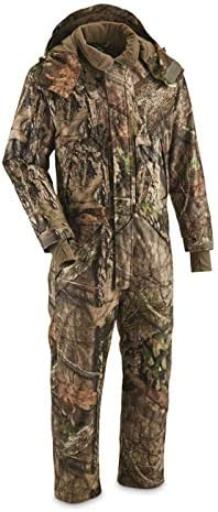 Guide Gear Men`s Guide Dry Waterproof Insulated Hunting Coveralls