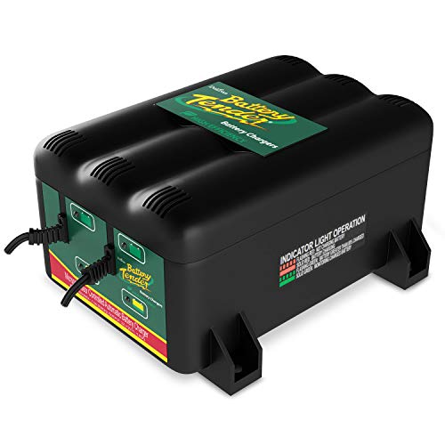dual car battery charger - 1