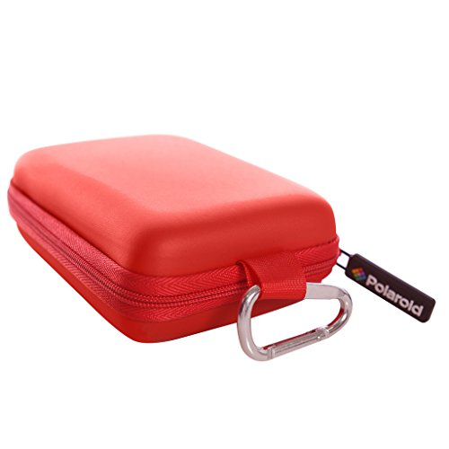 Polaroid Eva Case Zip Instant Printer (Red)