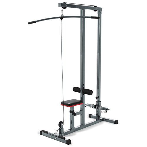 Akonza Lat Machine Low Row Cable Pull Down Fitness Closed Handle Attachment Pulldown from Akonza