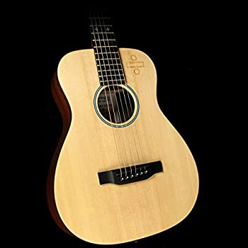 Martin Ed Sheeran 3 Divide / Signature Edition Little Martin Acoustic-Electric Guitar Natural