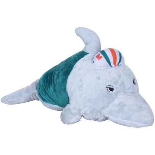 NFL Miami Dolphins Pillow Pet