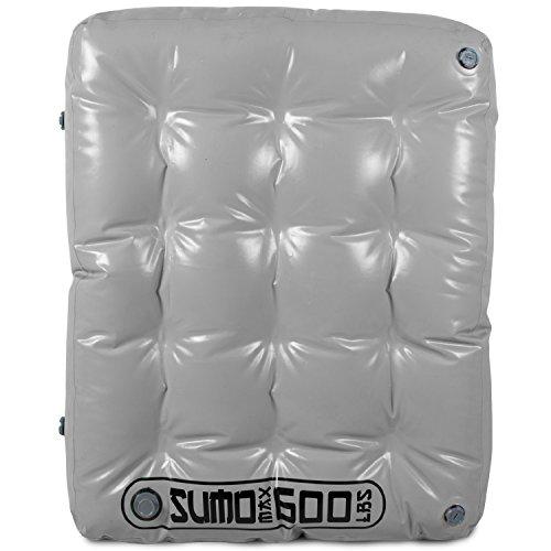 Straight Line Sumo Max 600 Flat Sac (Grey) Ballast Bag by Straightline (Image #1)'
