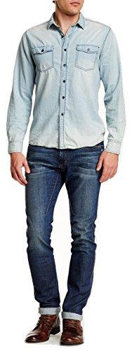 Joe's Jeans The Original Dropped Slim Fit Denim Pants Trousers, Juro Wash (33) by Joe's Jeans (Image #2)