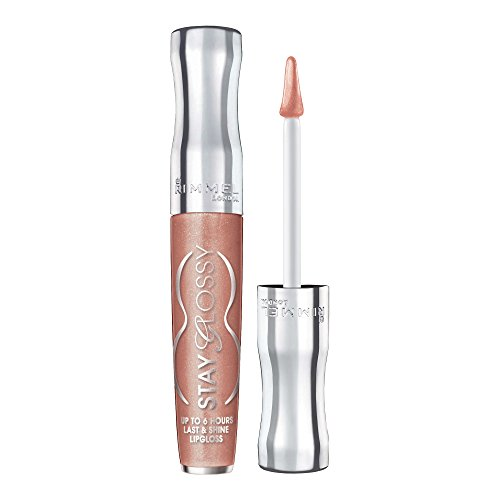 Rimmel Stay Glossy 6 Hour Lipgloss Non-Stop Glamour 0.18 Flu