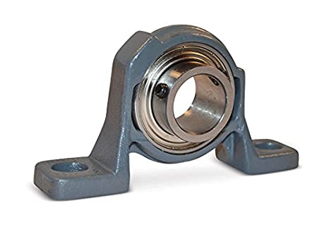 Boston Gear Xl 1 2 Pillow Block Mounted Ball Bearing 2 Bolt Light Duty Set Screw Lock Lip Seals 1 2 Bore Diameter Cast Ductile Iron Inch Flange Block Bearings Amazon Com Industrial Scientific