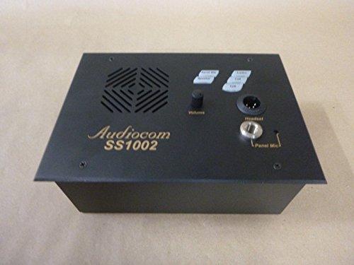 Rts Intercom - RTS TELEX SS-1002 AUDIOCOM SS1002 SINGLE-CHANNEL INTERCOM SPEAKER STATION