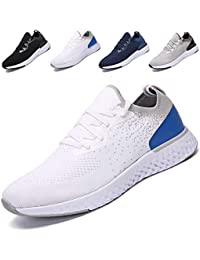 Men's Walking Shoes Mesh Fashion Sneakers Lightweight...