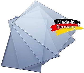 Makrolon//Polycarbonat Scheibe//Platte Zuschnitt 2-8 mm transparent//klar 4 mm, 1000 x 700 mm
