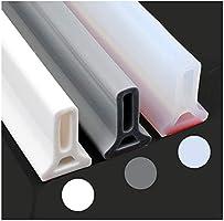 Perfil flexible de silicona de 120 cm para ducha o suelo del baño ...