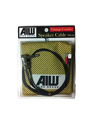 激安 AIW 楽器用Vintage Speaker Combo Speaker 楽器用Vintage Cable 18GAVC 18GAVC B07HG7KKSH, JI-RO インポートジュエリー:97e6d6b3 --- a0267596.xsph.ru