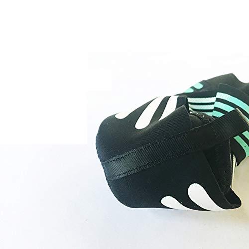 ChengYi Size Non Yoga Beginner Yoga Slip Shoes Socks Slip Shoes Fingers Adult Soft Female Bottom Indoor UK Professional Green Aerial 4 Yoga Five rrxvHq6