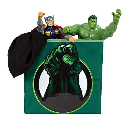 Everything Mary Hulk Advanced Collapsible Storage Bin By Marvel  Cube