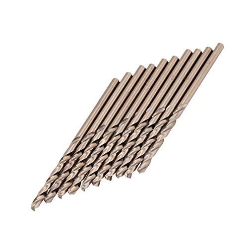 Boorset met dubbel uiteinde Boorset Set met kobaltbevattende spiraalboren Set spiraalboren M35 voor roestvrij staal voor stalen plaat3mm