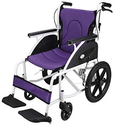 TWL-Wheelchair Conduzca la Silla de Ruedas de Transporte Enigma Ultra Ultraligera de Devilbiss Healthcare con un Ancho de Asiento de 43