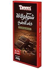 Dreem Pure Kitchen Chocolate Extra Cocoa, 200 gm