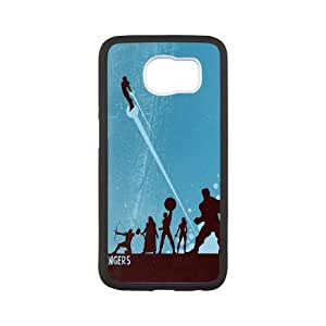 The Avengers Old Poster Samsung Galaxy S6 Cell Phone Case White Delicate gift JIS_337540