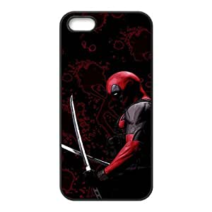 Happy deadpool comic Phone Case for Iphone 5s