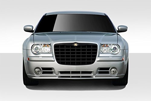 Duraflex ED-SOW-262 SRT Look Front Bumper Cover - 1 Piece Body Kit - Fits Chrysler 300 2005-2010