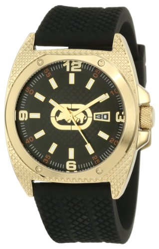 Rhino by Marc Ecko Men's E8M085MV Treadmaster Tread Texture Case Rhino Logo Watch
